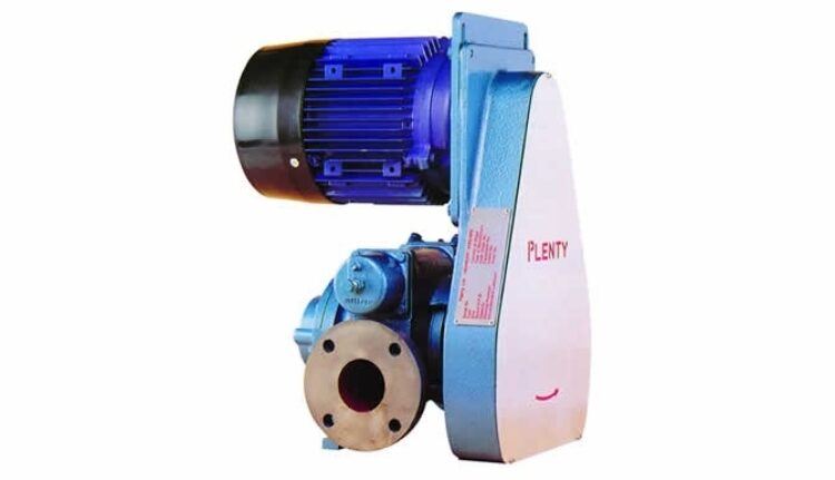 Fixed Flow Belt-driven Rotary Vane Pump - P2000 Series