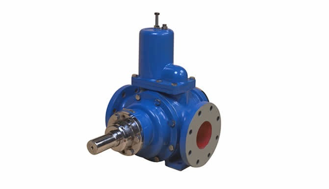 Fixed Flow Rotary Vane Pump - G2000 Series