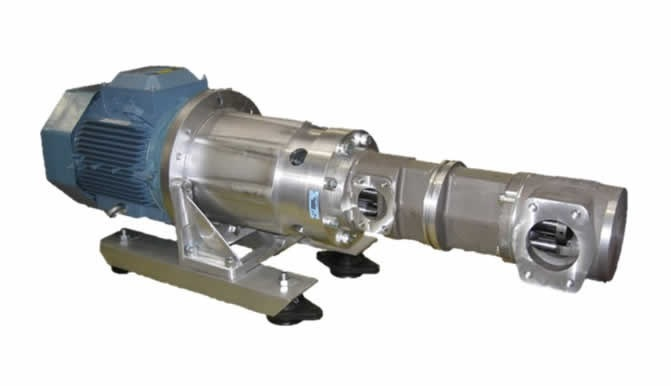 TRIRO Three Screw Pump - C-Range